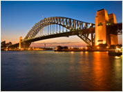 Sydney, Australia - Harbour Bridge